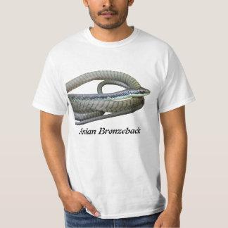 Asiatischer Bronzeback Wert-T - Shirt