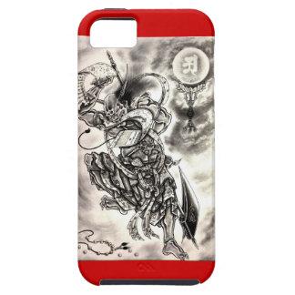 Asiatischer Dämon-Krieger Iphone 5 Fall iPhone 5 Hüllen