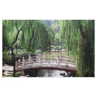Asiatischer Garten 1 Stoff