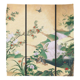 Asiatischer Halstuch