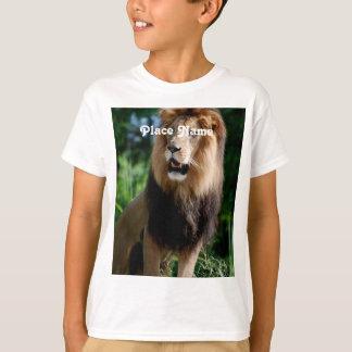 Asiatischer Löwe vom Iran T-Shirt
