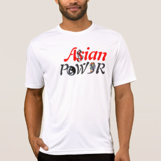 Asiatischer Power! T-Shirt