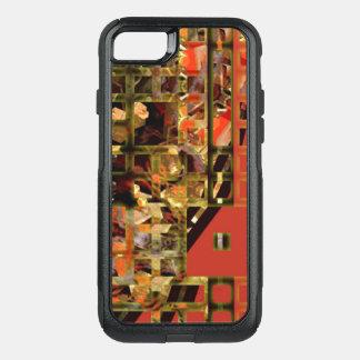 Asiatischer roter Otter-Kasten-Kasten
