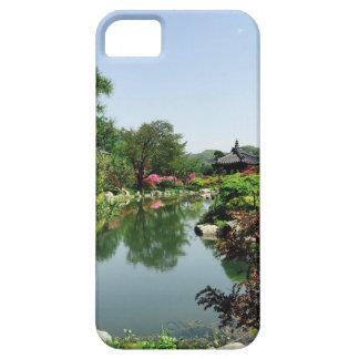 Asiatischer Teich iPhone 5 Etui