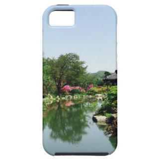 Asiatischer Teich iPhone 5 Hülle