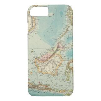 Asiatisches Archipel 2 iPhone 8/7 Hülle