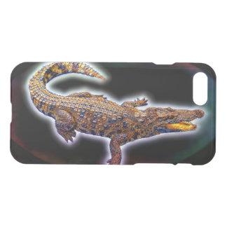 Asiatisches Krokodil iPhone 8/7 Hülle