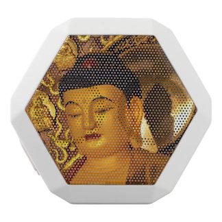 Asien goldener Buddha Weiße Bluetooth Lautsprecher
