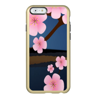 Asien-Kirschblüte Incipio Feather® Shine iPhone 6 Hülle
