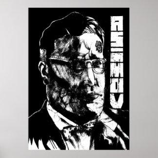 Asimov Plakat