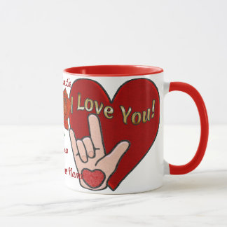 ASL Love (Personalized)