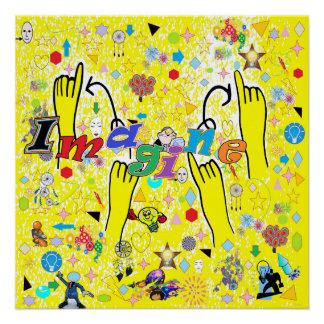 ASL stellen sich vor! Perfektes Poster