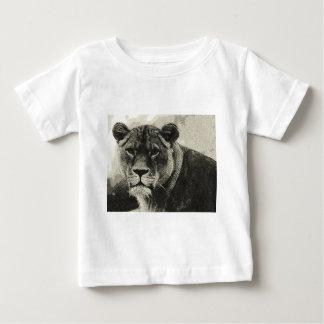 Aslan Handzeichnen Baby T-shirt