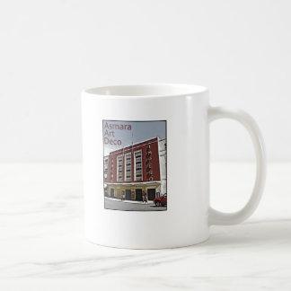 Asmara-Kunst-Deko - Kino Impero Kaffeetasse