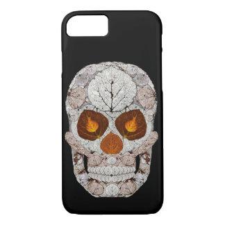 Aspen-Blatt-Schädel 11 iPhone 8/7 Hülle