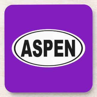 Aspen Colorado Untersetzer