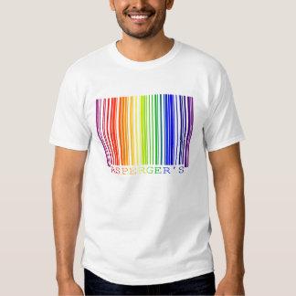 Aspergers Code Tshirts