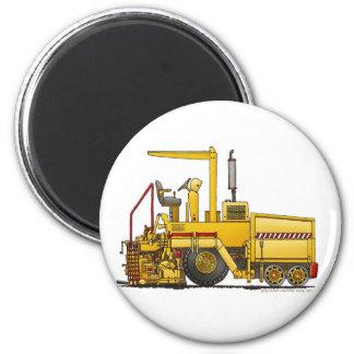 Asphalt-Pflasterungs-Maschinen-Bau-Magneten Runder Magnet 5,7 Cm