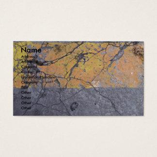 AsphaltDamaged Visitenkarte