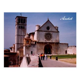 Assisi Postkarte