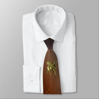 Assyrian lamassu Krawatte 2