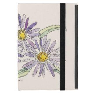 Astern umkleiden vom Vorlagen-Aquarell Nans Henke iPad Mini Hüllen