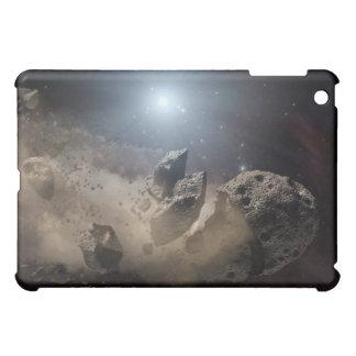 Asteroid beißt den Staub PIA11735 iPad Mini Hülle