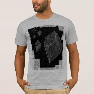 Asteroid dringen ein T-Shirt