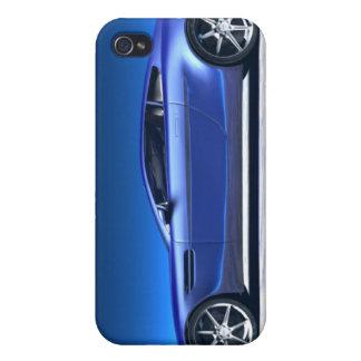 AstonMartin iPhone Fall iPhone 4 Hülle