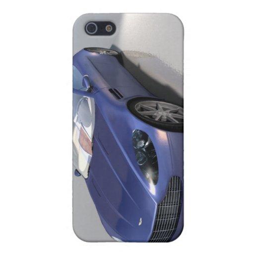 AstonMartin iphone Fall iPhone 5 Hülle