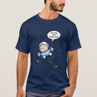 Astro Andy Spacewalk T-Shirt