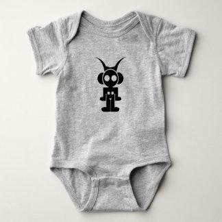 ASTRO BABY Jersey - klassisches Logo Baby Strampler