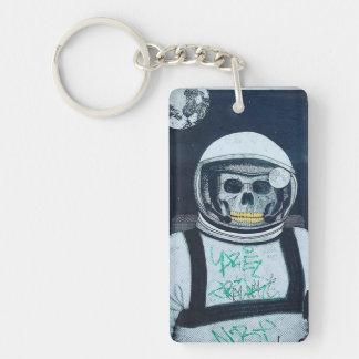 Astro nicht Keychain Schlüsselanhänger