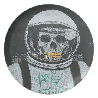 Astro nicht Platte Melaminteller