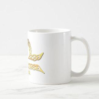 Astrocelt Reihe Waage Kaffeetasse