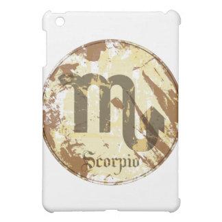 Astrologie-Schmutz-Skorpion iPad Mini Hülle