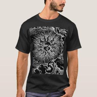Astrologie Sun und Mond durch Albrecht Durer T-Shirt