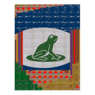 Astrologie-Tierkreis-Symbol-Tantrik Heiler Guru Postkarten
