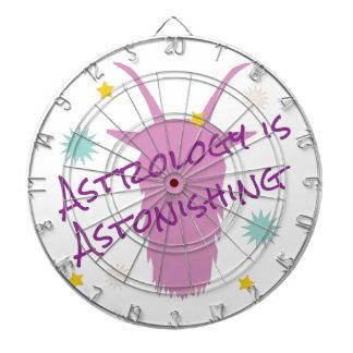Astrologie-Überraschung Dartscheibe