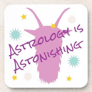 Astrologie-Überraschung Getränkeuntersetzer
