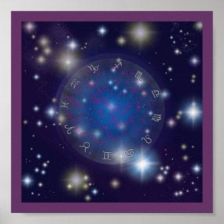 Astrologie wieder posterdrucke