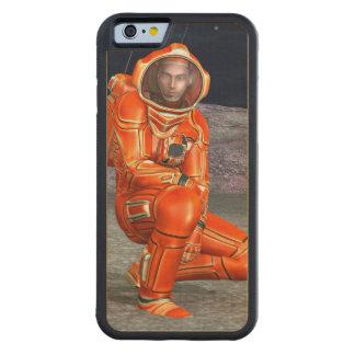 Astronaut Bumper iPhone 6 Hülle Ahorn