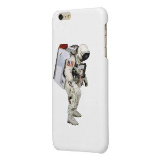 Astronaut für iPhone-6-6s-Plus-Glossy-Finish-Case