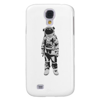 Astronaut Galaxy S4 Hülle
