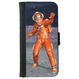 Astronaut Geldbeutel Hülle Für Das iPhone 6/6s