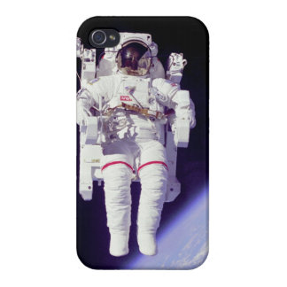 Astronaut im Fall des Raumes iPhone4/4s iPhone 4 Case