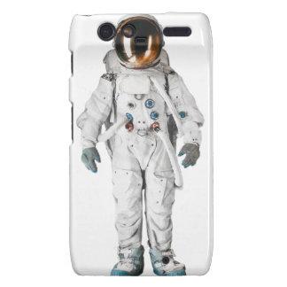Astronaut im Raum Motorola Droid RAZR Case