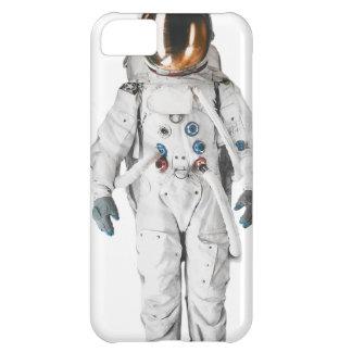 Astronaut im Raum iPhone 5C Hülle