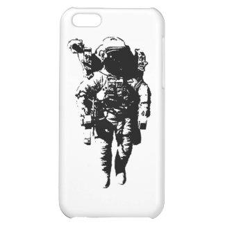 Astronaut im Raum