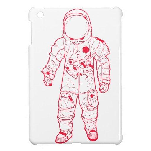 Astronaut Hülle Fürs iPad Mini